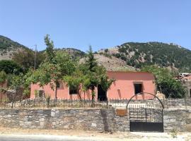 Epavlis Iosif, Khóra Sfakíon (рядом с городом Karés)
