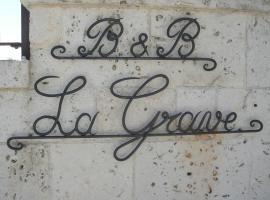 B&B La Grave, Noci