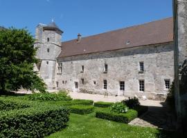 Manoir du Plessis au Bois, Vauciennes (рядом с городом Cuvergnon)