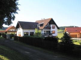 Ubytování U Kornoušků, Zdíkov (Stachy yakınında)
