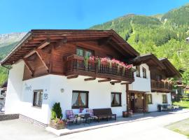 Haus Alpengruß, Längenfeld (Gries yakınında)