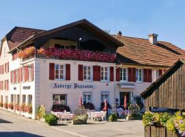 Auberge et Hostellerie Paysanne, Lutter (рядом с городом Raedersdorf)