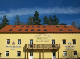 Evropské Centrum Přírodních Pivních Lázní, Karlovy Vary (Hroznětín yakınında)