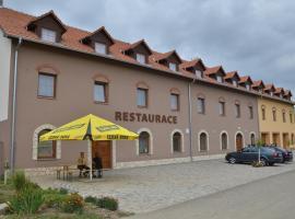 Hotel Růženy, Hustopeče