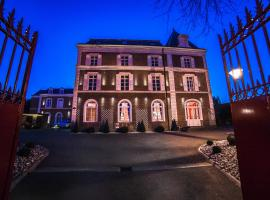 Hotel The Originals Lens Ouest La Maison Rouge (ex Qualys-Hotel)
