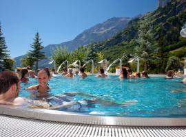 Hotel Alpenblick-Leukerbad-Therme