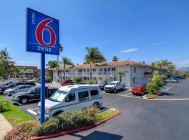 Motel 6 Los Angeles - Rowland Heights, Rowland Heights (in de buurt van Walnut)