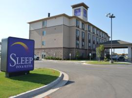 Sleep Inn Suites Elk City