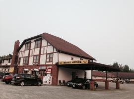 Englehart Motel, Englehart