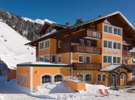 Hotel & Appartement Auerhahn, Obertauern