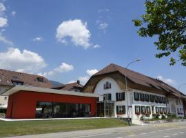 Hotel Urs und Viktor, Bettlach (Lengnau yakınında)