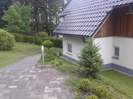 Apartment Sommer, Winterberg (Lenneplätze yakınında)
