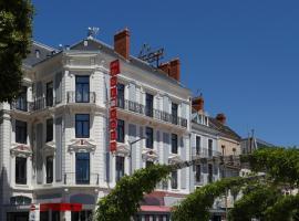Saint Georges Hotel & Spa, Чалон-Сур-Салне (рядом с городом Saint-Rémy)