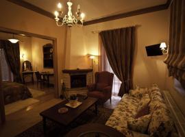Margit Suites Hotel, Карпенисион (рядом с городом Gorianádhes)