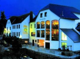 Brauhaus Zils Bräu Hotel Restaurant, Naurath (Schleidweiler yakınında)