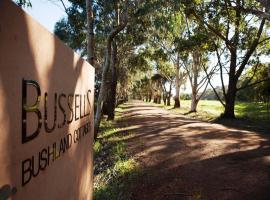 Bussells Bushland Cottages, Margaret River Town (Gracetown yakınında)