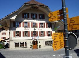 Gasthof Krone, Luthern (Hergiswil yakınında)