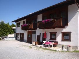 Ferienhaus Eiter, Sankt Leonhard im Pitztal (Bichl yakınında)