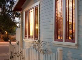 Venice Beach ECO Cottages, Los Angeles