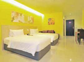R-Con@Siam, Pattaya Central