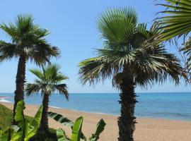 Ionion Beach Apartment Hotel, Аркуди (рядом с городом Glífa)
