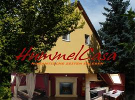 HummelCasa Ferienhaus Bayreuth, Pittersdorf (Schnabelwaid yakınında)