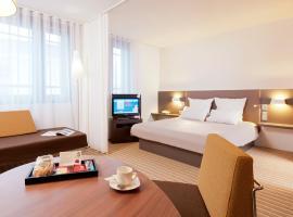 Novotel Suites Lille Europe