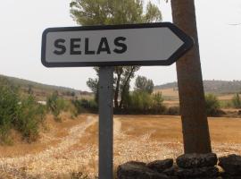 Eras Altas, Selas (Ablanque yakınında)