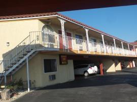 Budget Inn Motel, San Gabriel