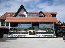 Motel Bosna, Travnik (Vitez yakınında)