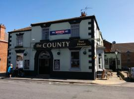 The County Hotel, Grimsby