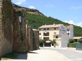 Hostal Restaurante La Muralla, Каньете (рядом с городом Сальваканьете)