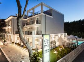 Rimini Suite Hotel, Римини