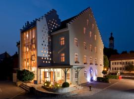 Hotel Angerbräu, Мурнау-ам-Штаффельзее