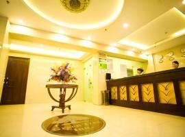 GreenTree Inn Shanghai Meilan Lake Hutai Road Express Hotel, Baoshan (Liuhang yakınında)