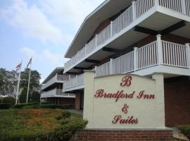 Bradford Inn And Suites, Plymouth