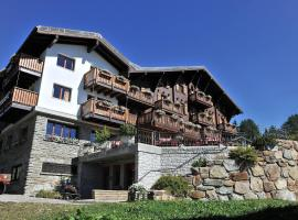 Hotel Aletsch, Bettmeralp