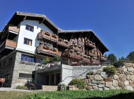Hotel Aletsch, Беттмеральп