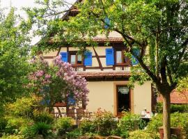 Le Jardin de l'Ill, Huttenheim