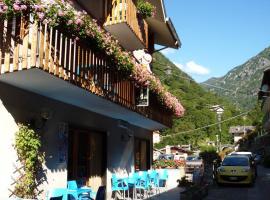 Albergo ristorante Chez Isabel