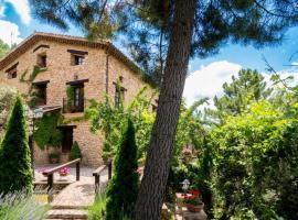 Hotel de Montaña Cueva Ahumada, Villaverde de Guadalimar