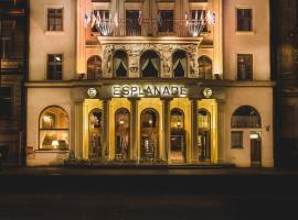 Esplanade Prague