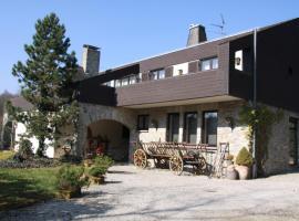 Gästehaus Jagdhaus Lendershof, Bingen am Rhein (Waldalgesheim yakınında)