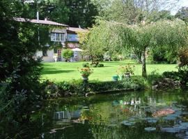 Ferienwohnung Hummel, Bad Buchau (Bad Saulgau yakınında)