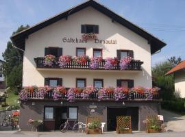 Gästehaus Donautal, Vichtenstein (À proximité de: Untergriesbach)