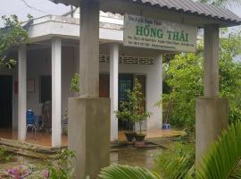 Hong Thai Homestay, Ben Tre