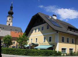 Frauenschuh - Taferne in Köstendorf, Neumarkt am Wallersee (Helming yakınında)