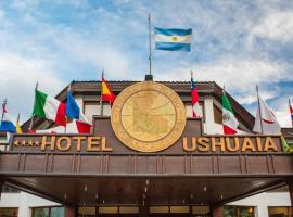 Hotel Ushuaia, Ushuaia (Deseado Lake yakınında)