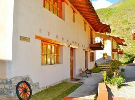 Hotel & Restaurante Tampumayu, Sañayca
