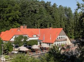 Ferien- und Wellnesshotel Waldfrieden, Hitzacker
